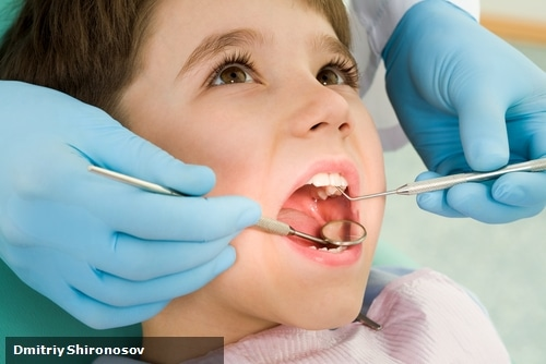 When taking your kids to the dentist, be honest about why they have an appointment.